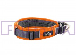 Obroża DOG Copenhagen Urban Explorer Collar rozmiar XS orange sun